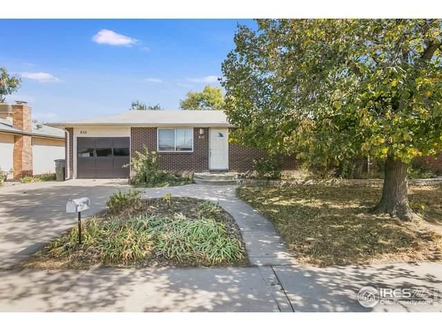 830 Busch St, Longmont, CO 80501 (MLS #928128) :: 8z Real Estate