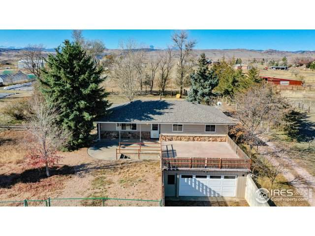 2301 S County Road 23E, Berthoud, CO 80513 (MLS #928129) :: Tracy's Team