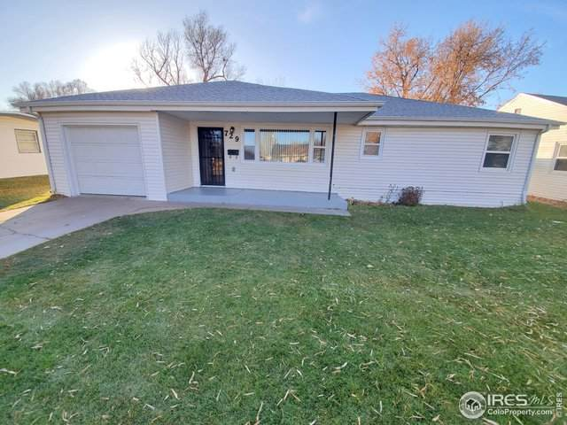 729 Diana St, Fort Morgan, CO 80701 (MLS #928144) :: Jenn Porter Group