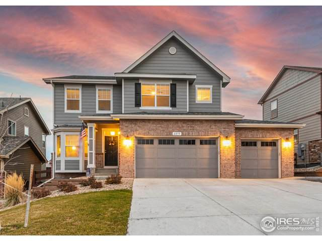 2275 Stonefish Dr, Windsor, CO 80550 (MLS #928151) :: Tracy's Team