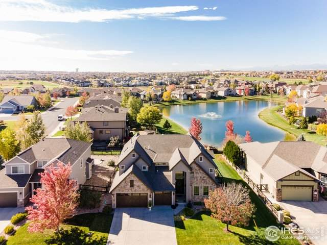 7163 Spanish Bay Dr, Windsor, CO 80550 (MLS #928156) :: Tracy's Team