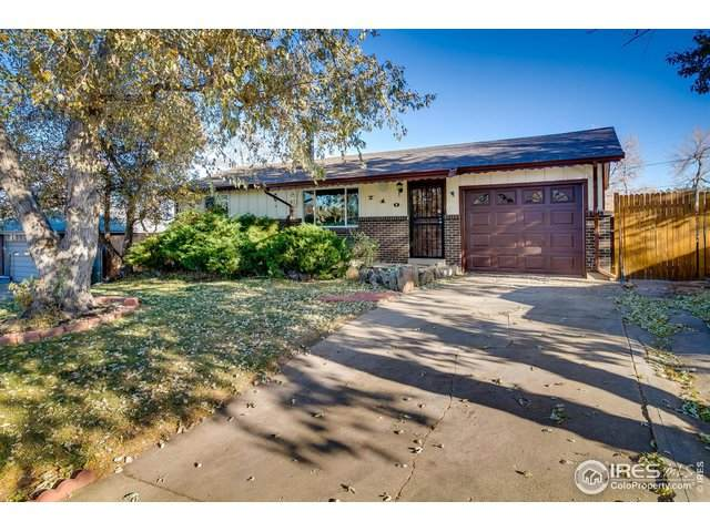710 Braun St, Lakewood, CO 80401 (MLS #928168) :: 8z Real Estate