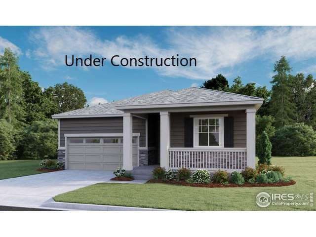 955 Eva Peak Dr, Erie, CO 80516 (MLS #928169) :: Downtown Real Estate Partners