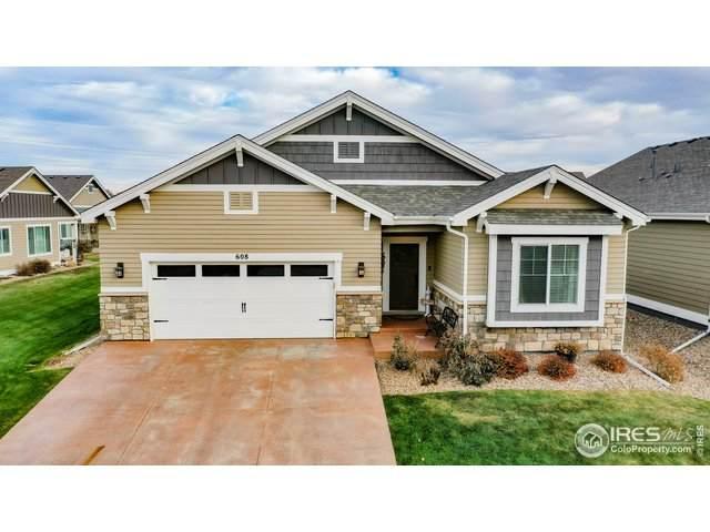 608 N 81st Ave, Greeley, CO 80634 (MLS #928180) :: Jenn Porter Group