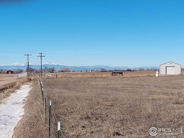 County Road 45, Eaton, CO 80615 (MLS #928187) :: 8z Real Estate