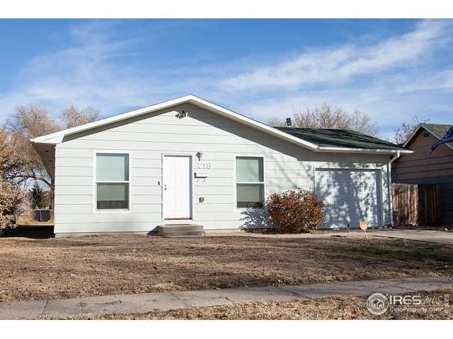 718 Hamilton St, Sterling, CO 80751 (MLS #928200) :: 8z Real Estate