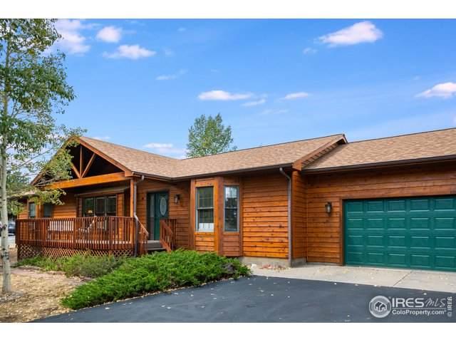 2551 Longview Dr, Estes Park, CO 80517 (MLS #928224) :: Neuhaus Real Estate, Inc.