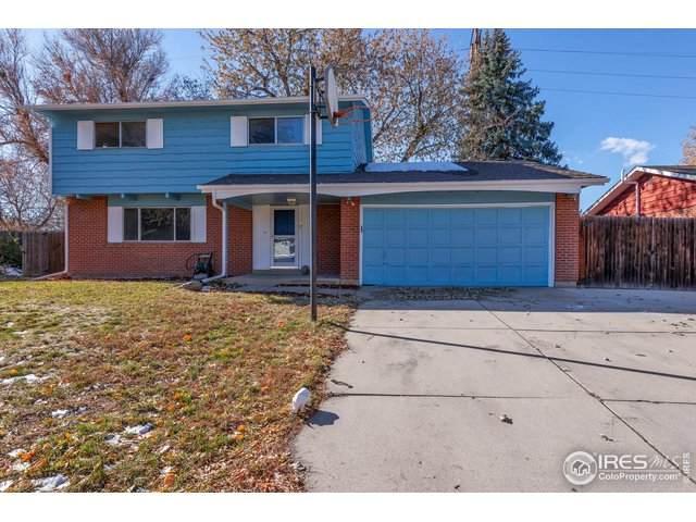 32 James Cir, Longmont, CO 80501 (MLS #928238) :: 8z Real Estate