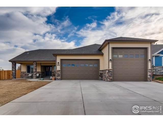 3030 Dunbar Way, Johnstown, CO 80534 (MLS #928245) :: The Sam Biller Home Team