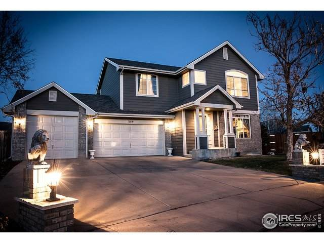 359 Hackberry Ct, Eaton, CO 80615 (MLS #928249) :: The Sam Biller Home Team