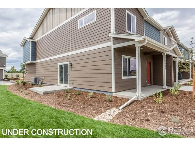 3635 Ronald Reagan Ave, Wellington, CO 80549 (MLS #928256) :: Downtown Real Estate Partners