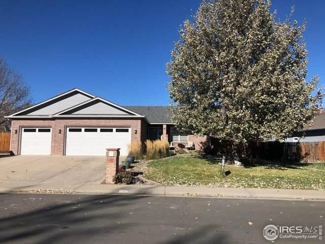 225 Eagle Ave, Mead, CO 80542 (MLS #928264) :: Jenn Porter Group