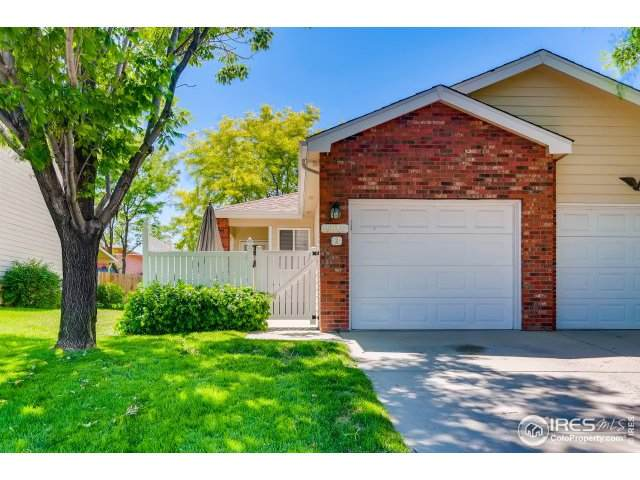 2517 49th Ave #1, Greeley, CO 80634 (MLS #928266) :: Downtown Real Estate Partners