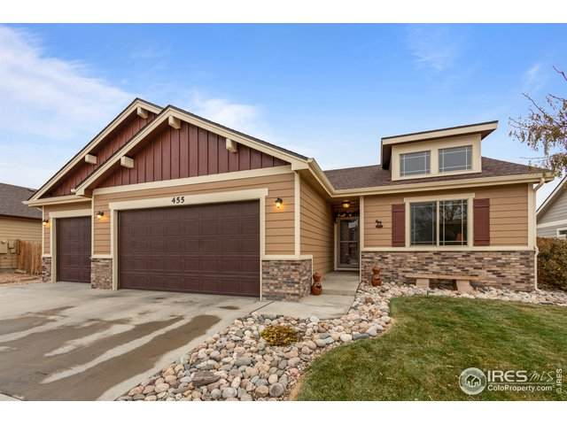 455 Buckeye Ave, Eaton, CO 80615 (#928280) :: Realty ONE Group Five Star