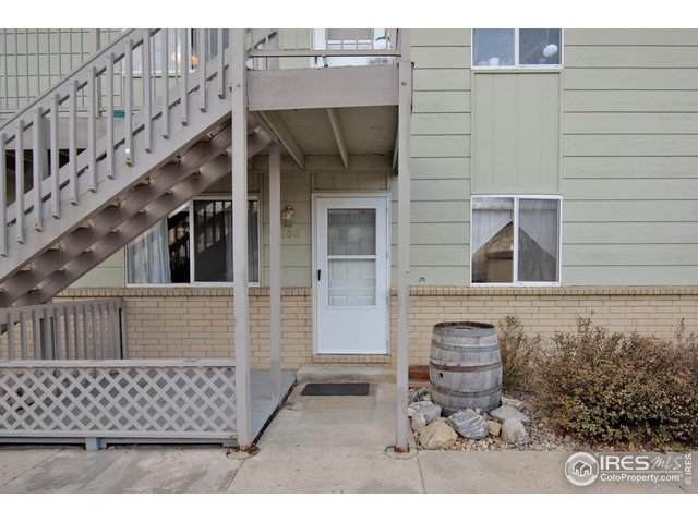 2003 Terry St #106, Longmont, CO 80501 (MLS #928309) :: 8z Real Estate