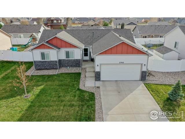 3743 Mount Hope St, Wellington, CO 80549 (MLS #928313) :: The Sam Biller Home Team