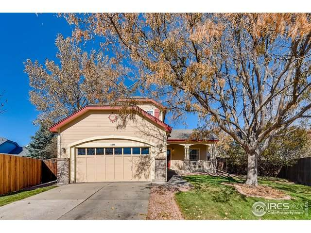 4895 W 112th Cir, Westminster, CO 80031 (#928328) :: James Crocker Team