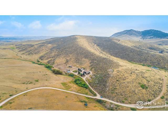 2608 Hewlett Gulch Rd, Livermore, CO 80536 (MLS #928335) :: Tracy's Team