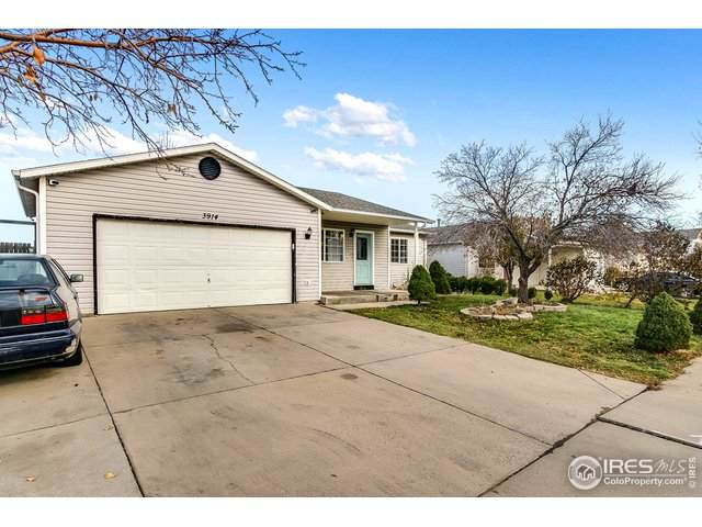 3914 Partridge Ave, Evans, CO 80620 (MLS #928339) :: Tracy's Team