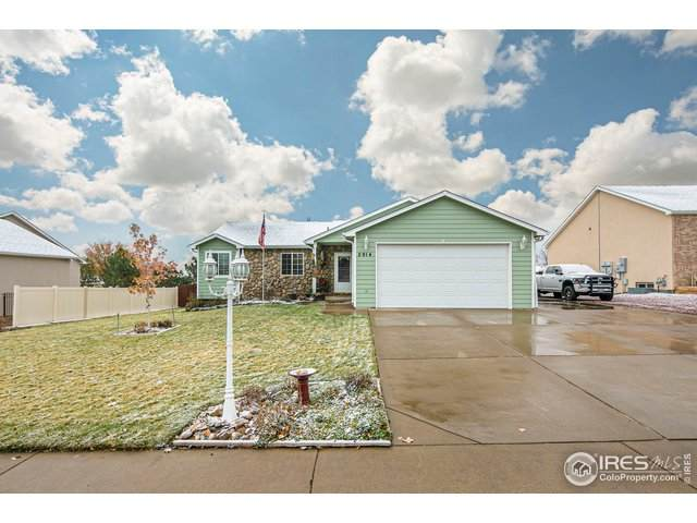 2914 43rd Ave, Greeley, CO 80634 (MLS #928363) :: The Sam Biller Home Team