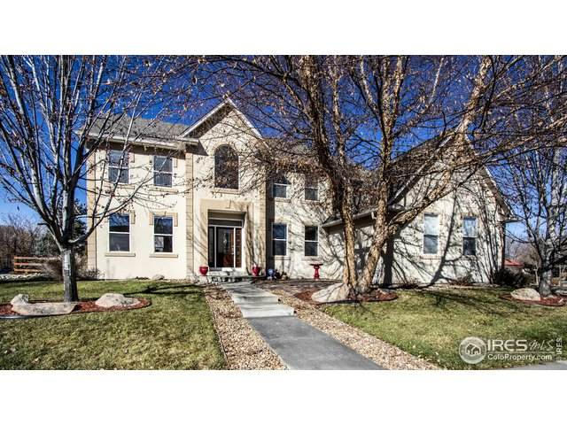 1900 Creekside Dr, Longmont, CO 80504 (MLS #928367) :: Tracy's Team