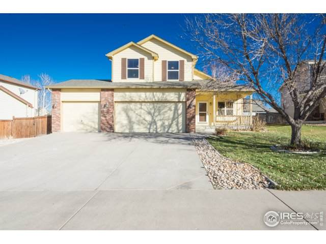2302 72nd Ave Ct, Greeley, CO 80634 (MLS #928370) :: The Sam Biller Home Team