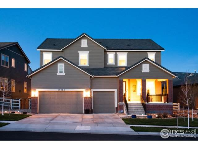 15988 Humboldt Peak Dr, Broomfield, CO 80023 (MLS #928378) :: 8z Real Estate