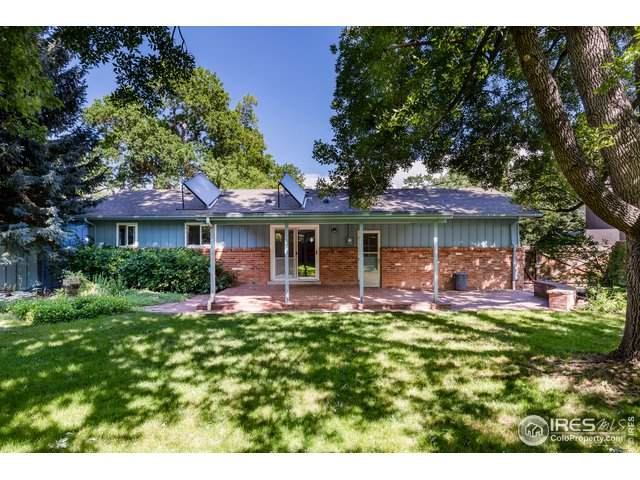 3143 Fern Pl, Boulder, CO 80304 (MLS #928388) :: 8z Real Estate