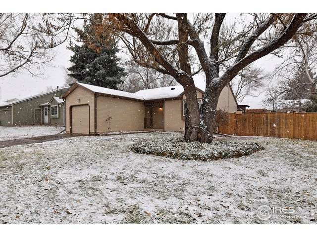 3125 Crockett St, Fort Collins, CO 80526 (MLS #928392) :: Jenn Porter Group
