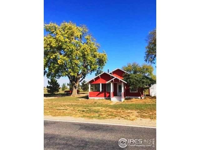22500 County Road 39, La Salle, CO 80645 (MLS #928397) :: 8z Real Estate