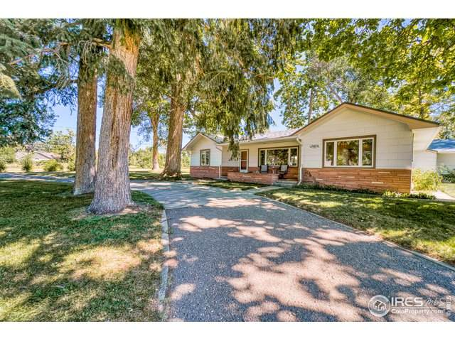 11874 N 75th St, Longmont, CO 80503 (MLS #928412) :: Downtown Real Estate Partners