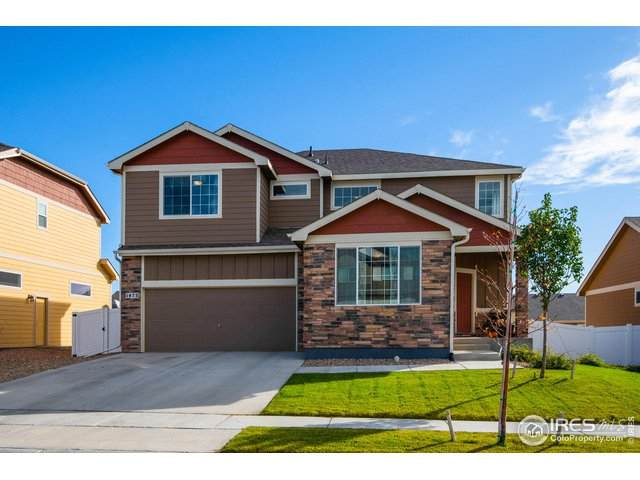 1073 Mt Oxford Ave, Severance, CO 80550 (MLS #928428) :: Jenn Porter Group