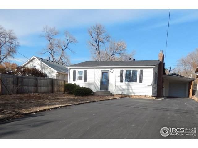 1122 2nd Ave, Longmont, CO 80501 (MLS #928434) :: Jenn Porter Group
