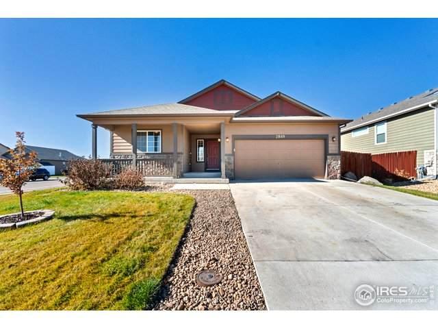 2849 Avocado Ave, Greeley, CO 80631 (MLS #928436) :: Hub Real Estate