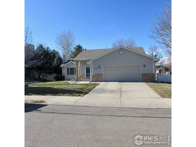 277 61st Ave, Greeley, CO 80634 (MLS #928443) :: Tracy's Team