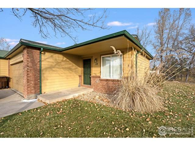850 S Overland Trl 11-12, Fort Collins, CO 80521 (#928449) :: My Home Team