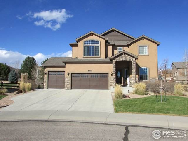 4407 Arnica Ct, Johnstown, CO 80534 (MLS #928484) :: Downtown Real Estate Partners