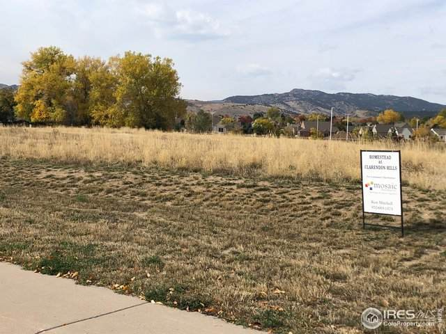 4 Clarendon Hills Dr Lot #4, Fort Collins, CO 80525 (MLS #928497) :: HomeSmart Realty Group