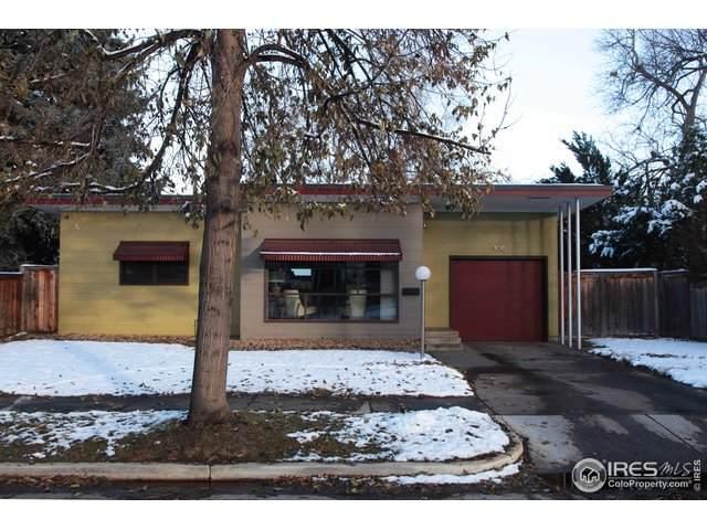 106 N Washington Ave, Fort Collins, CO 80521 (#928502) :: Peak Properties Group