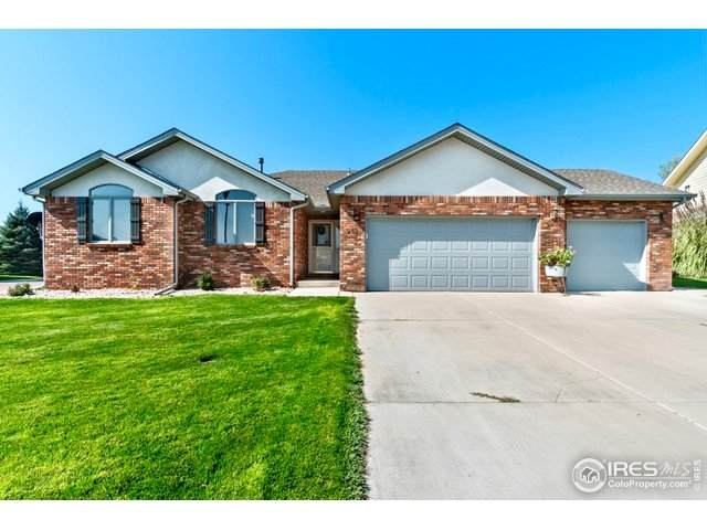 262 Settlers Dr, Eaton, CO 80615 (MLS #928511) :: Bliss Realty Group
