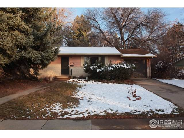 1208 S Bryan Ave, Fort Collins, CO 80521 (MLS #928513) :: Jenn Porter Group