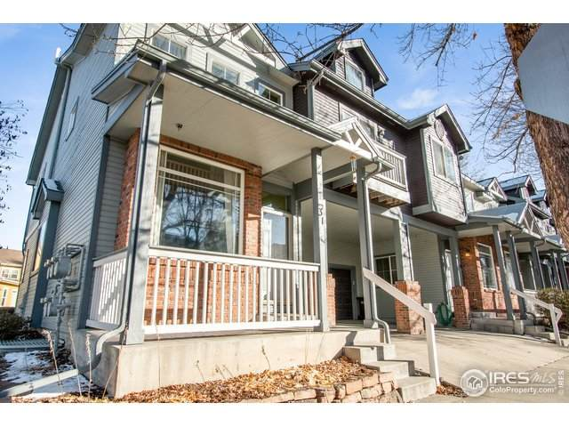 828 Kane Dr #31, Longmont, CO 80501 (MLS #928519) :: 8z Real Estate