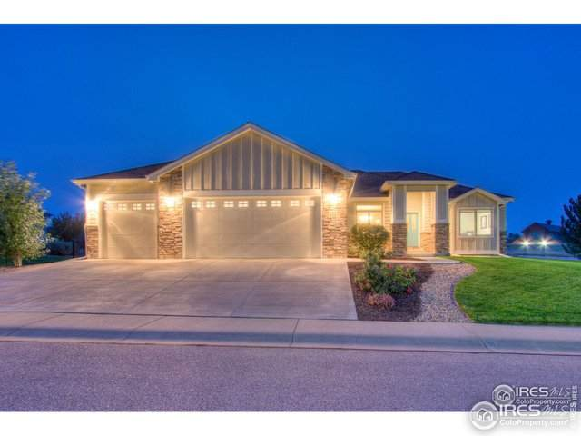 6191 Bay Meadows Dr, Windsor, CO 80550 (MLS #928524) :: Downtown Real Estate Partners