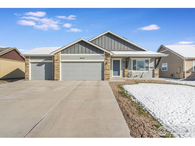 6858 Mount Democrat St, Wellington, CO 80549 (MLS #928535) :: The Sam Biller Home Team