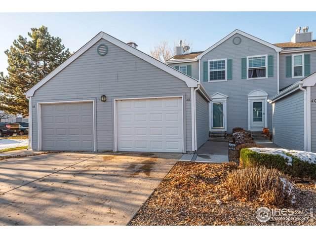 6612 Avondale Rd 4B, Fort Collins, CO 80525 (MLS #928544) :: Jenn Porter Group