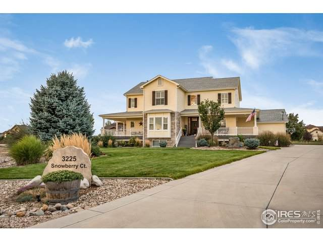 3225 Snowberry Ct, Mead, CO 80542 (MLS #928546) :: Jenn Porter Group