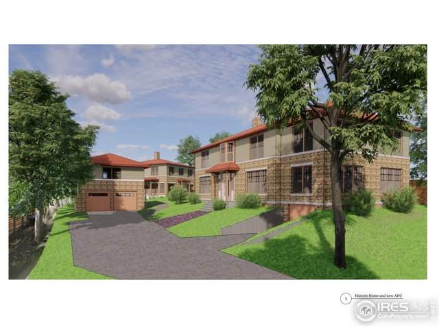 2935 19th St, Boulder, CO 80304 (MLS #928549) :: Downtown Real Estate Partners
