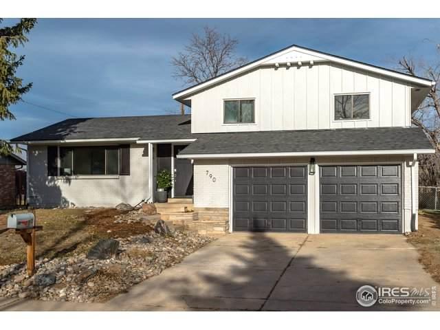 790 Morgan Dr, Boulder, CO 80303 (MLS #928564) :: Jenn Porter Group