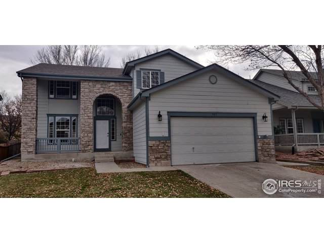 527 Abbey Dr, Longmont, CO 80504 (MLS #928574) :: Colorado Home Finder Realty