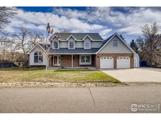 8030 Oak St, Arvada, CO 80005 (MLS #928579) :: The Sam Biller Home Team